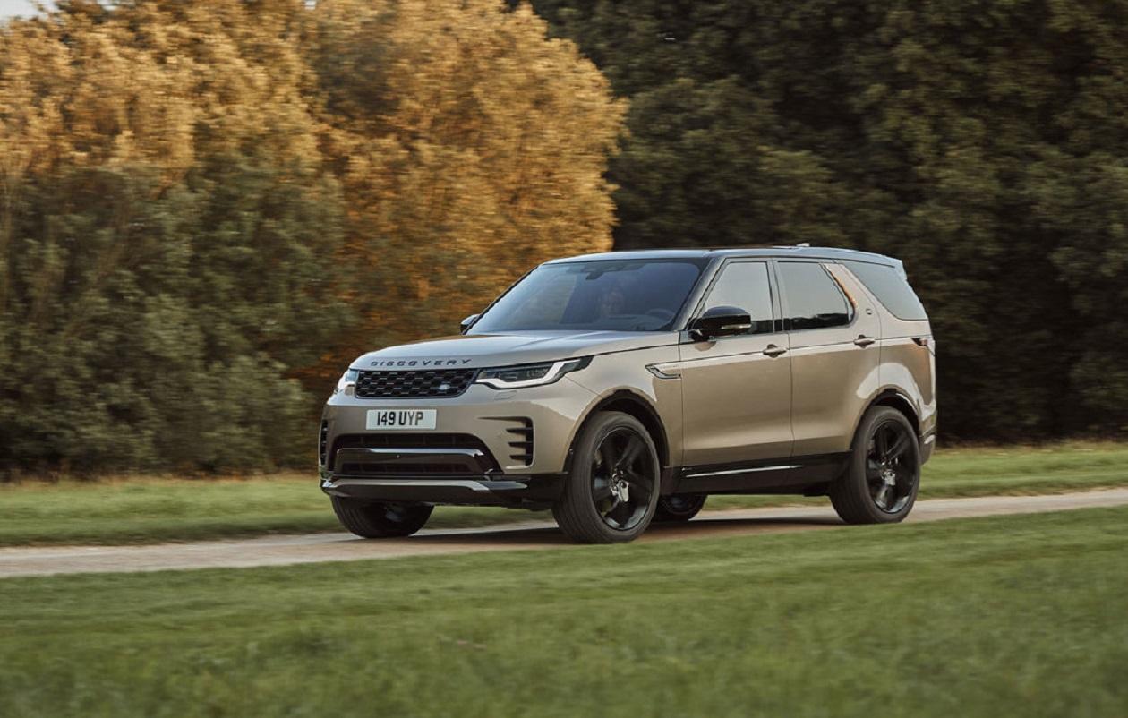 Nuova Land Rover Discovery: tutte le novità