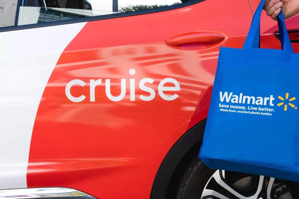 Walmart collabora con Cruise per consegne autonome in Arizona