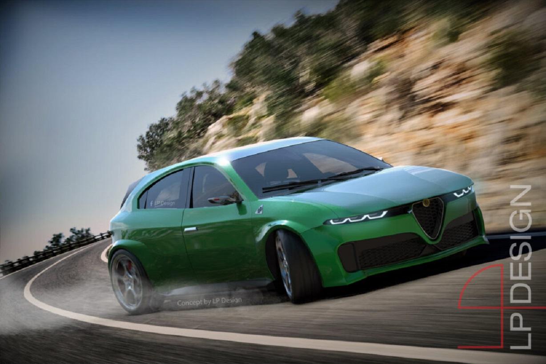 Nuova Alfa Romeo Giulietta: ecco come potrebbe essere