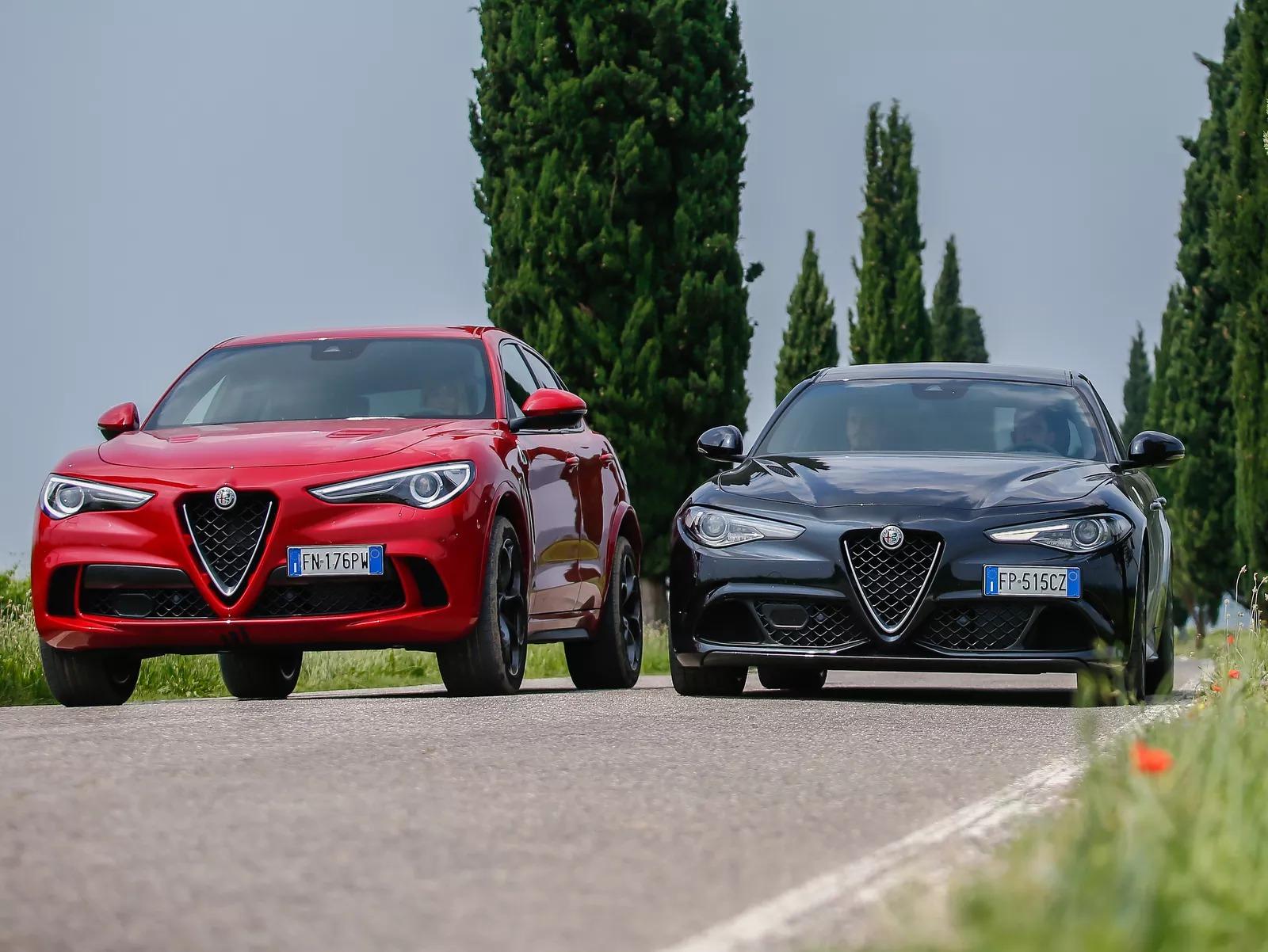 Alfa Romeo Giulia e Stelvio: ecco come cambieranno nel 2021