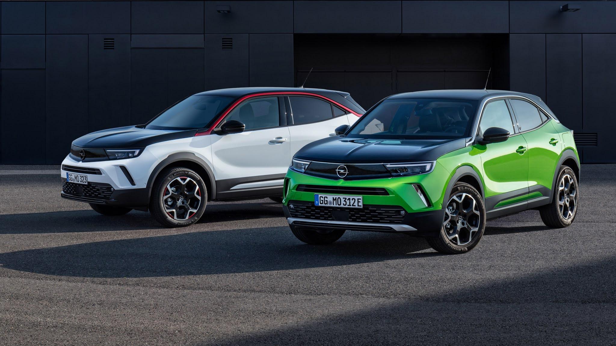 Opel Mokka: debuttano nuovi allestimenti