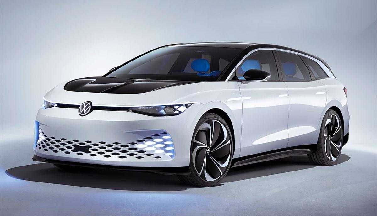 Volkswagen: Station Wagon elettrica nel 2023