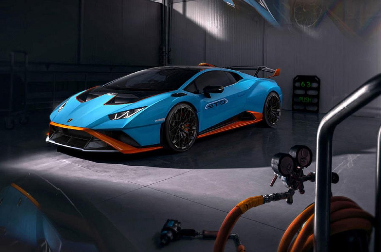 La nuova Lamborghini Huracan STO è stata svelata