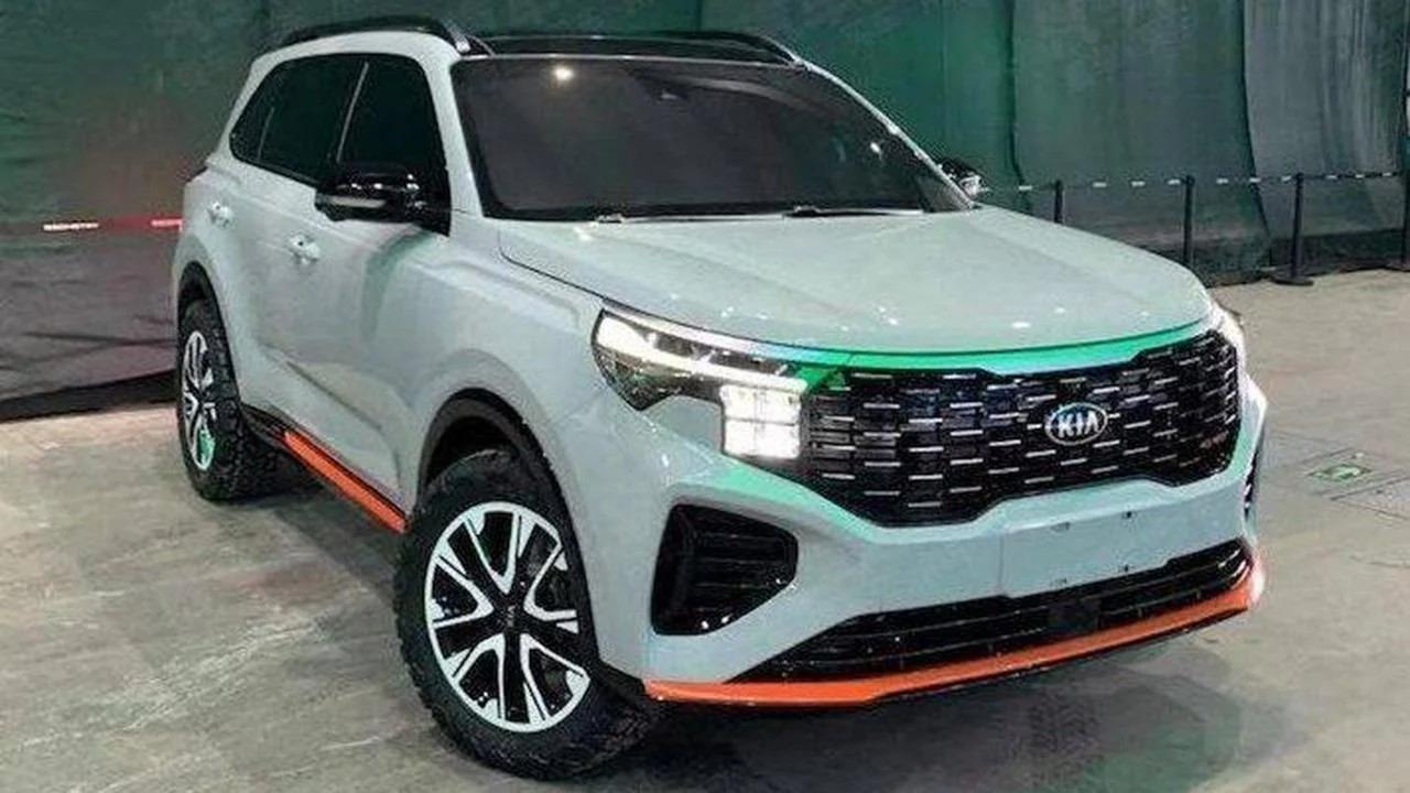 La nuova KIA Sportage è stata svelata in Cina