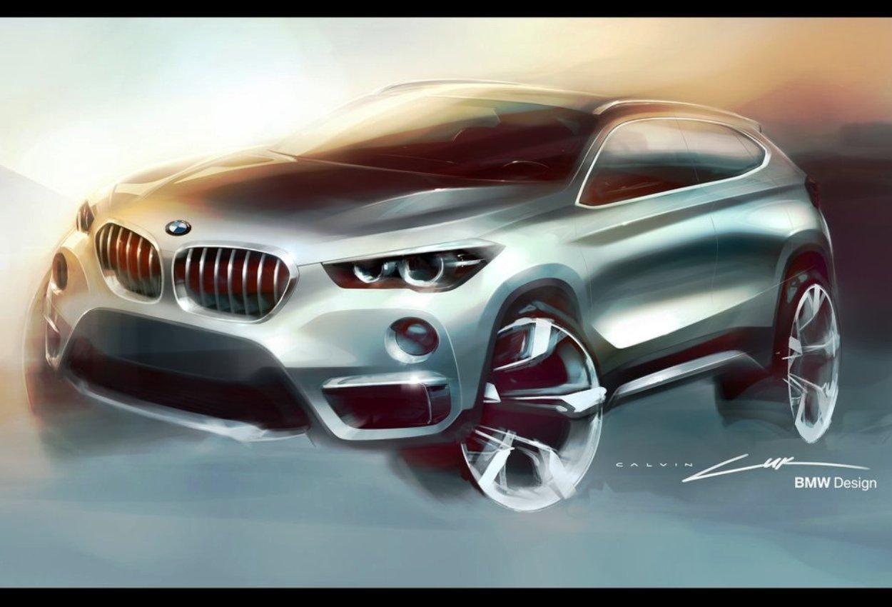 La nuova BMW X1 arriva nel 2023