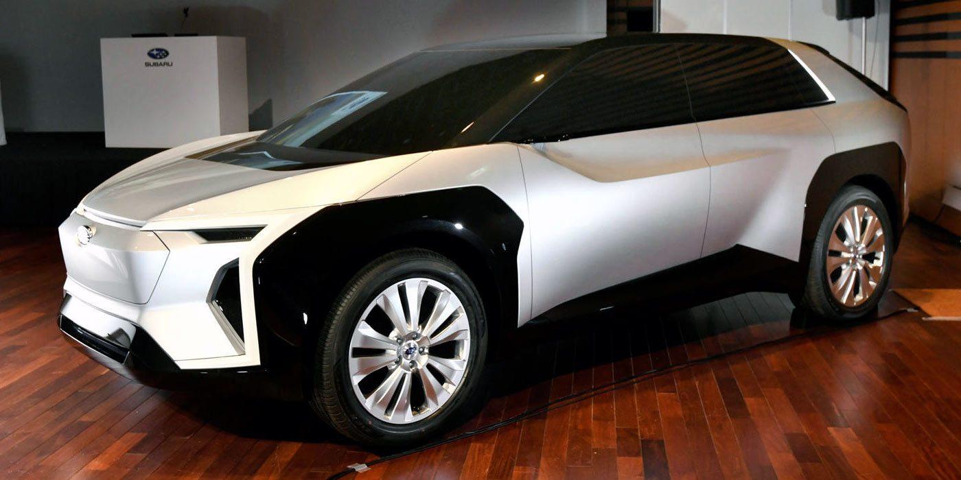 Subaru: la prima auto elettrica sarà un SUV