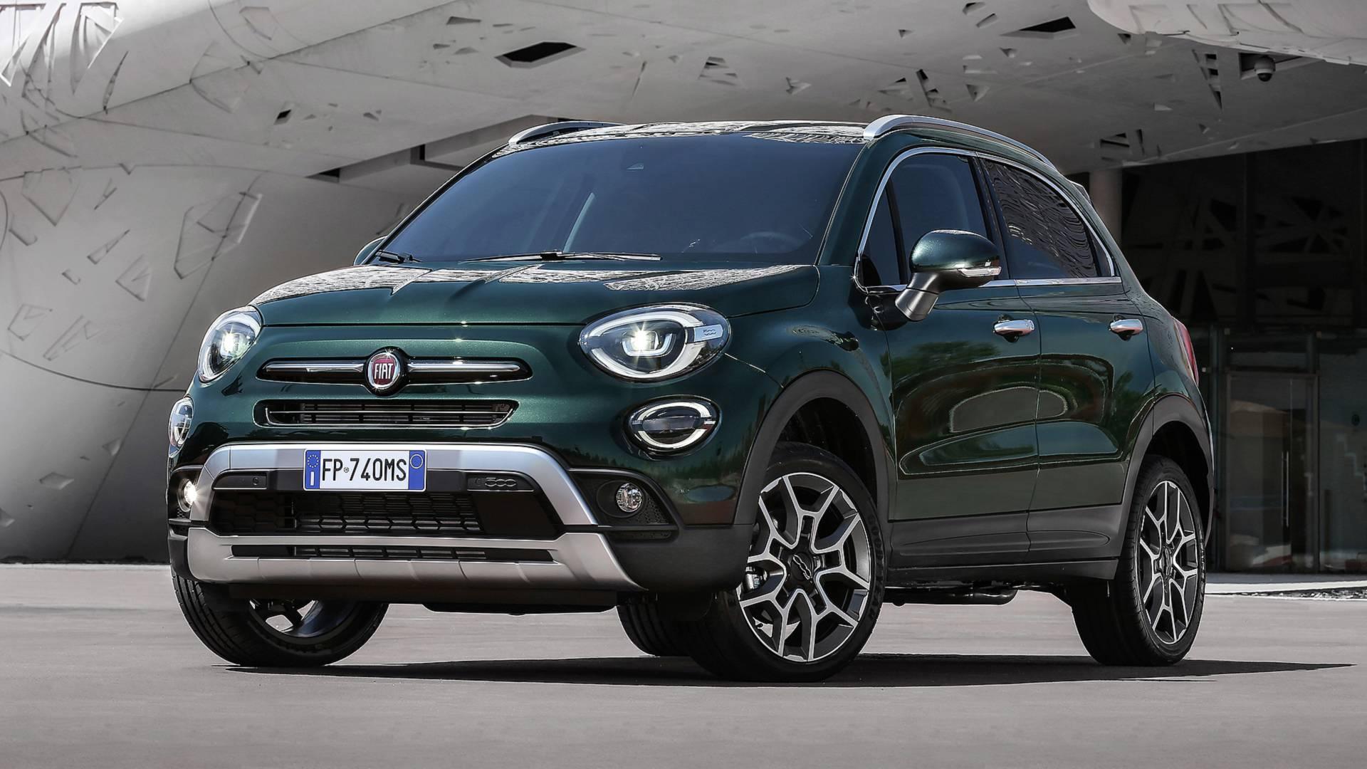 Nuova Fiat 500X: ecco quali saranno le novità