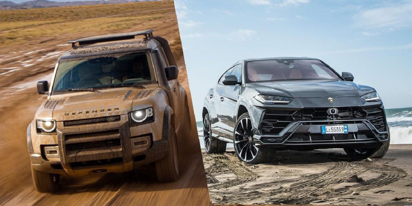 Jaguar Land Rover contro Volkswagen: stop alla vendita di SUV?