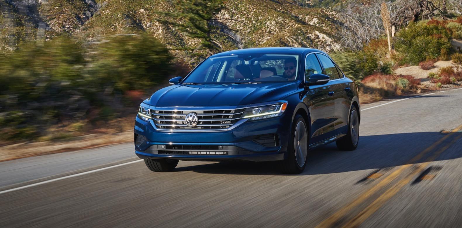 Volkswagen Passat: addio vicino in USA