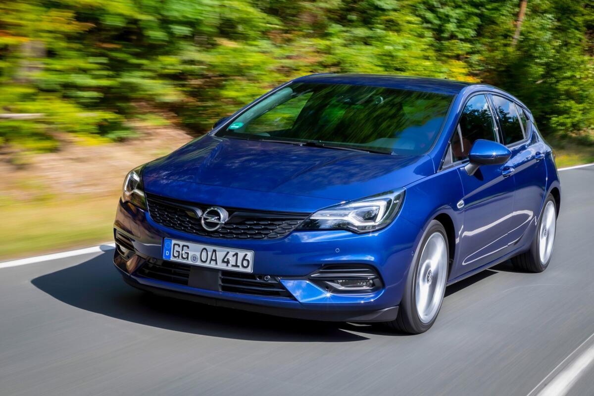 Nuova Opel Astra: ecco quando arriva