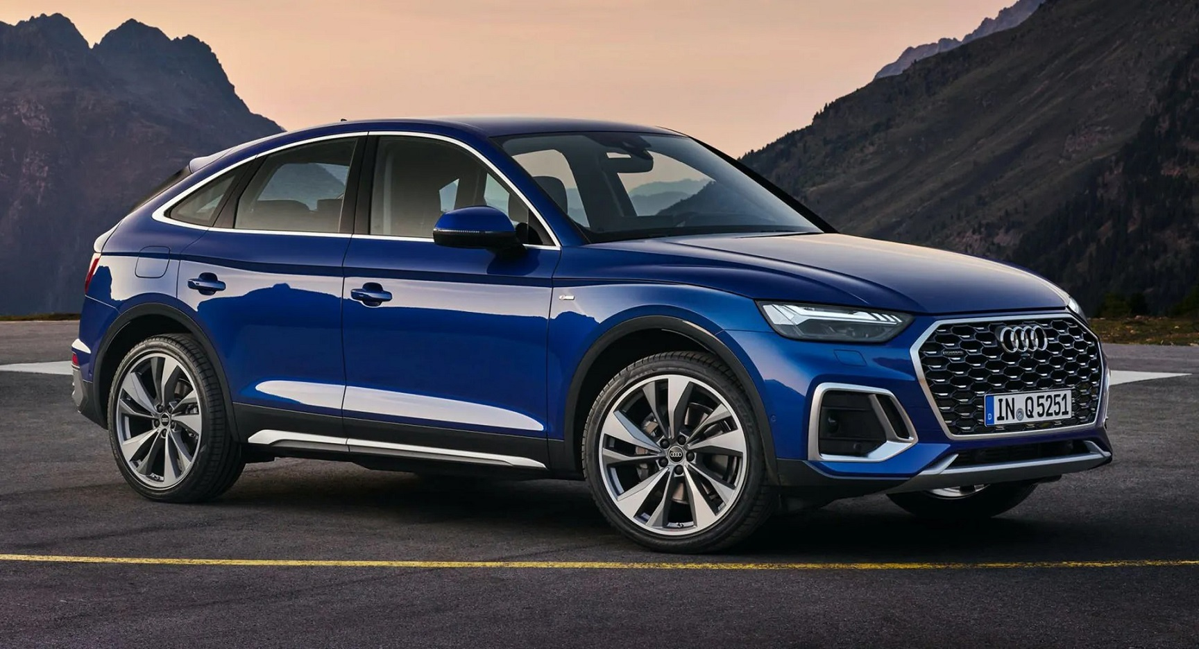 Audi Q5 e-tron: ecco quando arriva