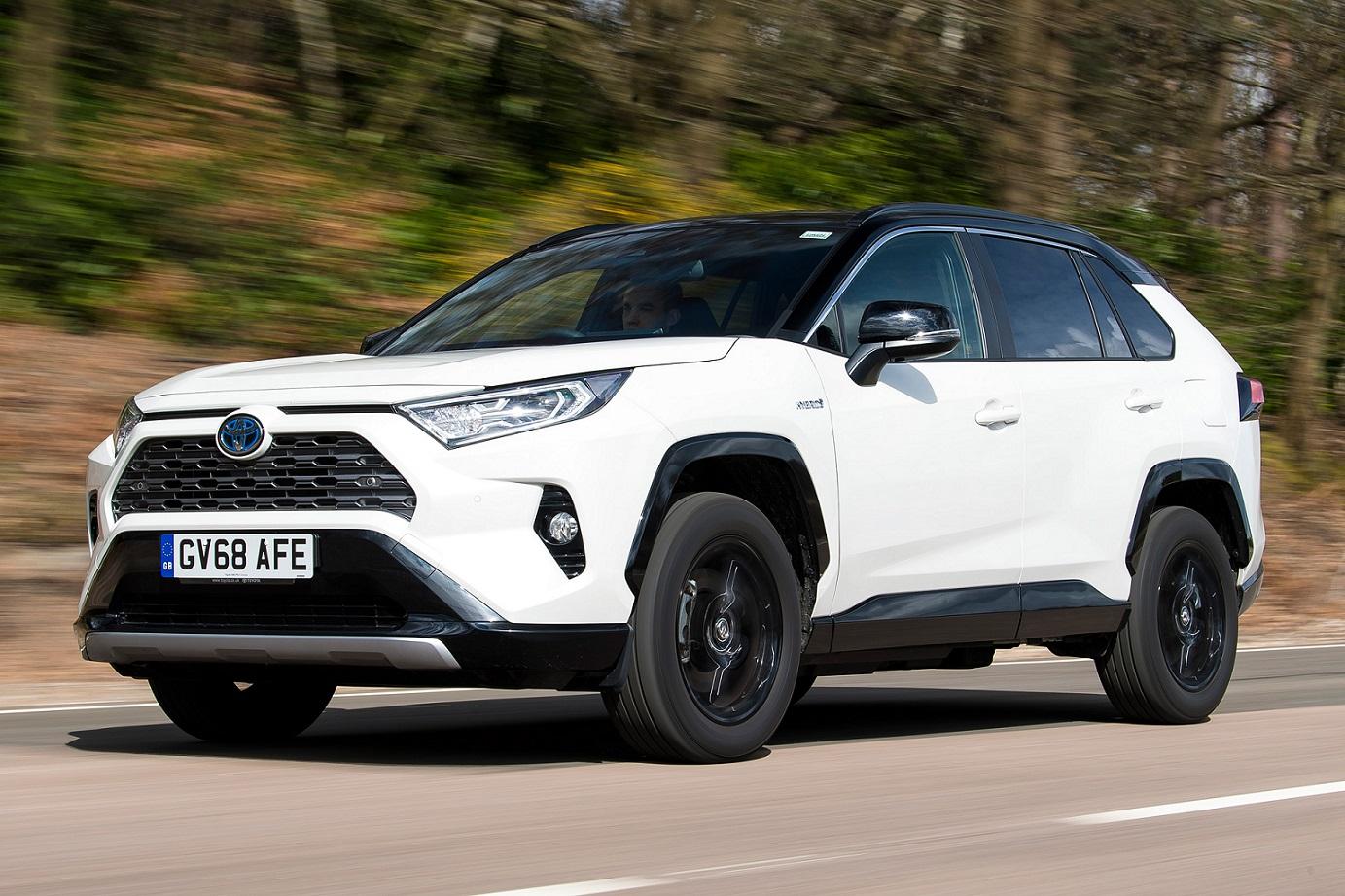 La nuova Toyota RAV4 elettrica arriverà nel 2022
