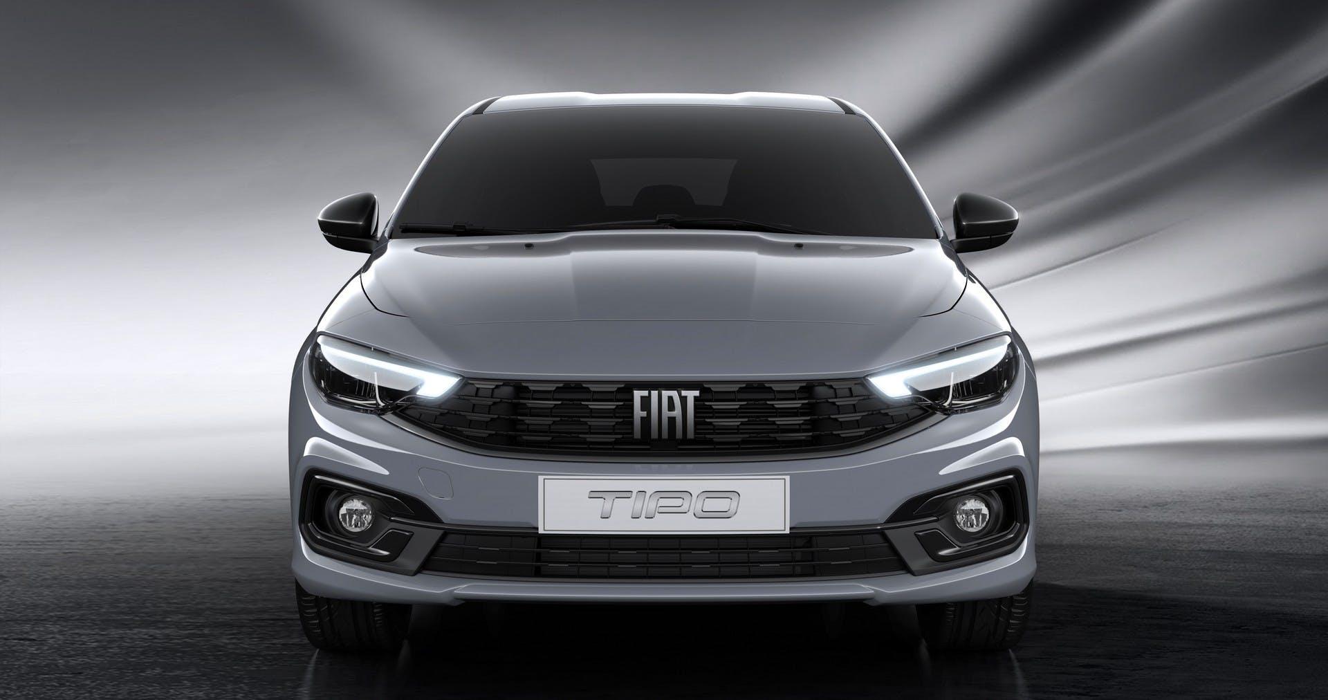 Fiat Tipo City Sport al debutto