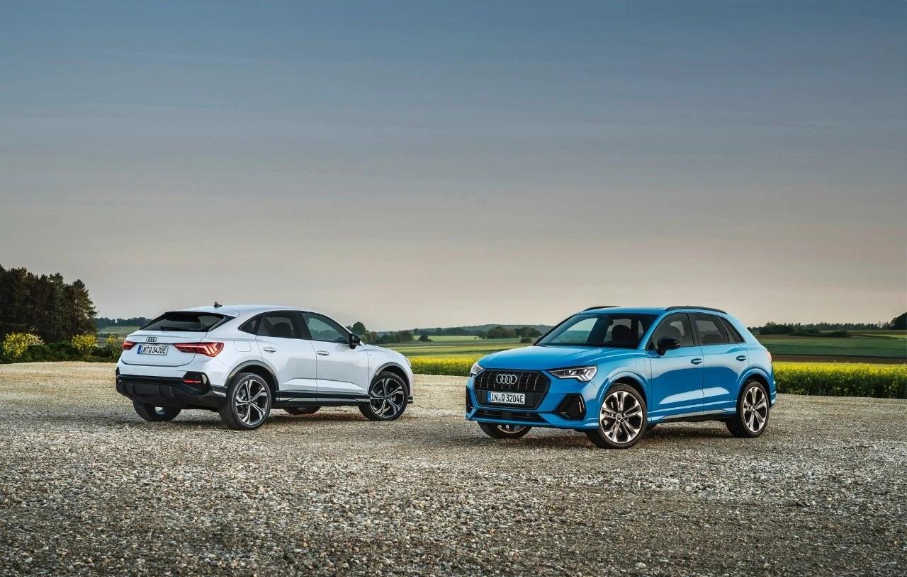 Audi Q3: arriva la versione ibrida plug-in