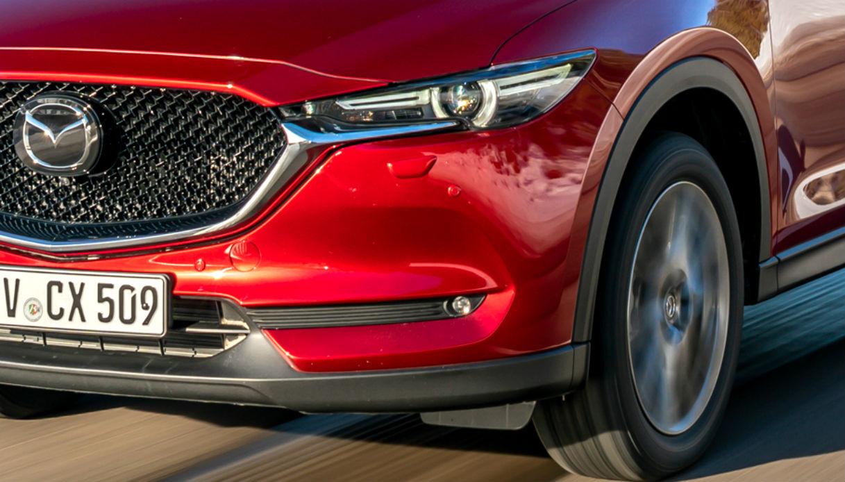 Mazda CX-5: ecco come cambierà nel 2021