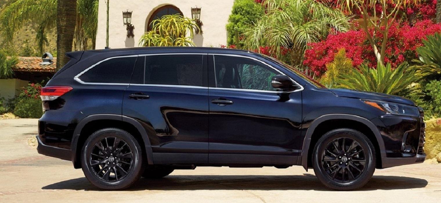 Toyota Grand Highlander: nuovo maxi SUV in arrivo