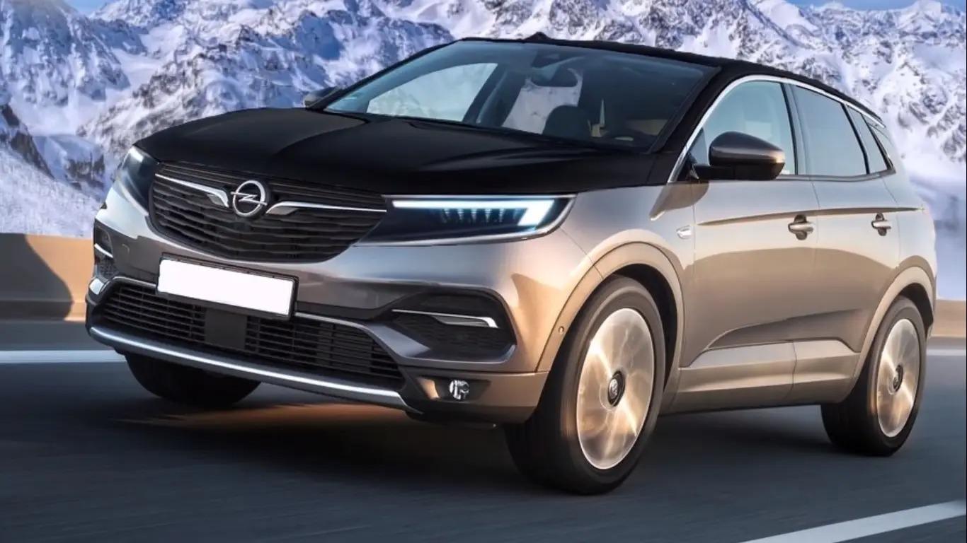 Nuova Opel Grandland: ecco quando arriva