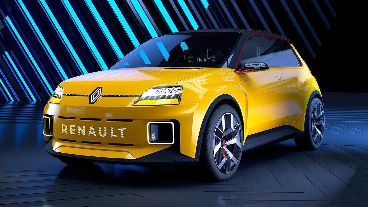 Renault 5: il mito torna come auto elettrica - Il Video