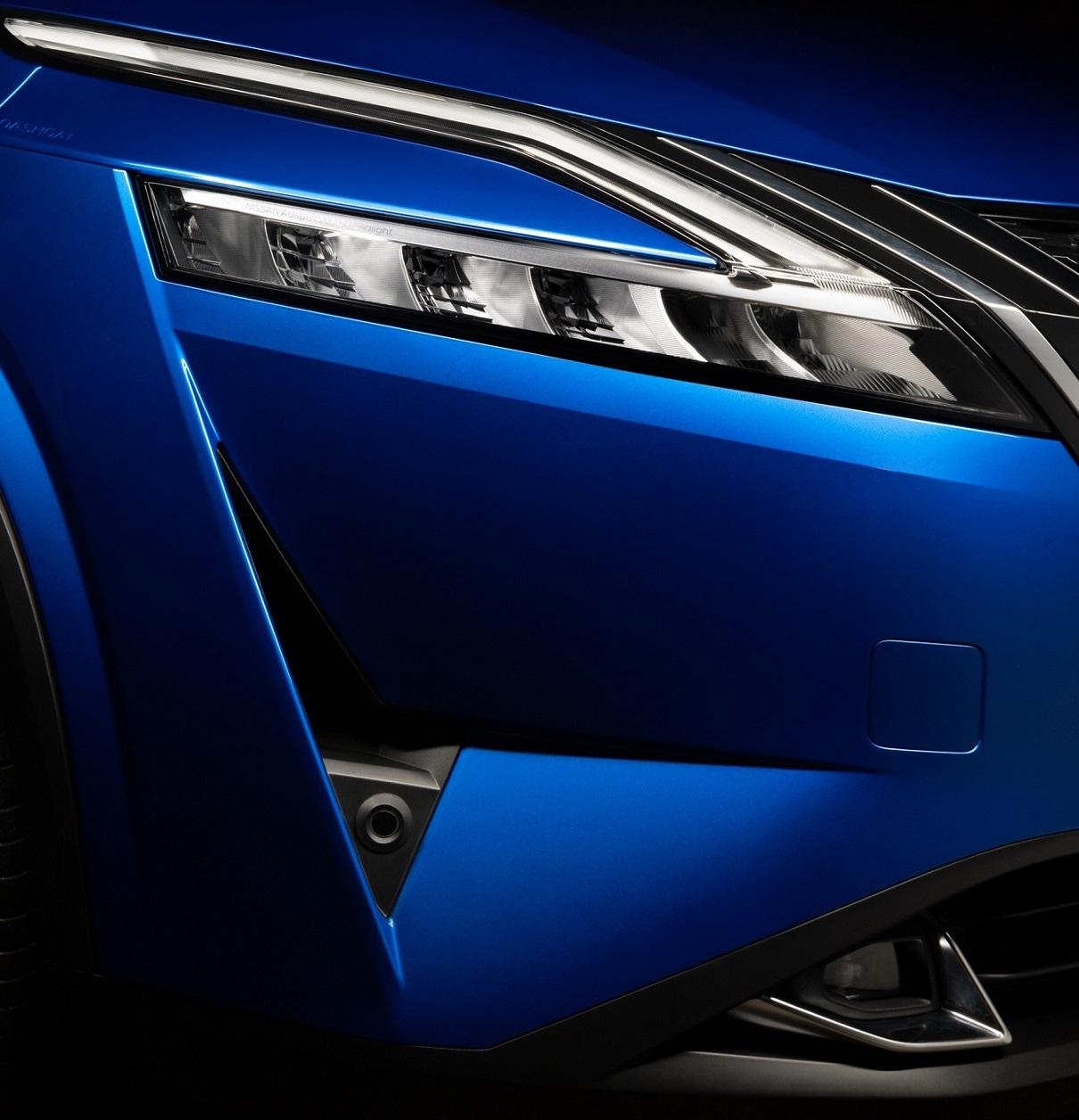 Nuova Nissan Qashqai: nuove immagini prima del debutto