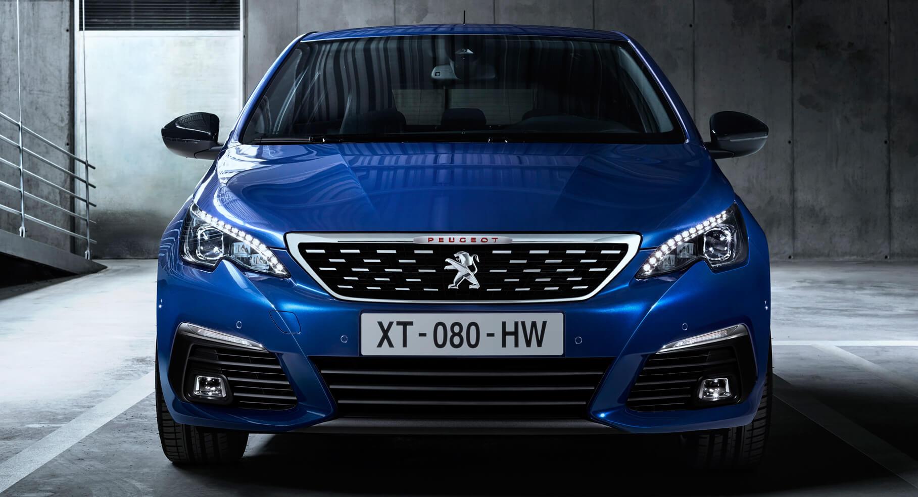 Nuova Peugeot 308: grossa novità