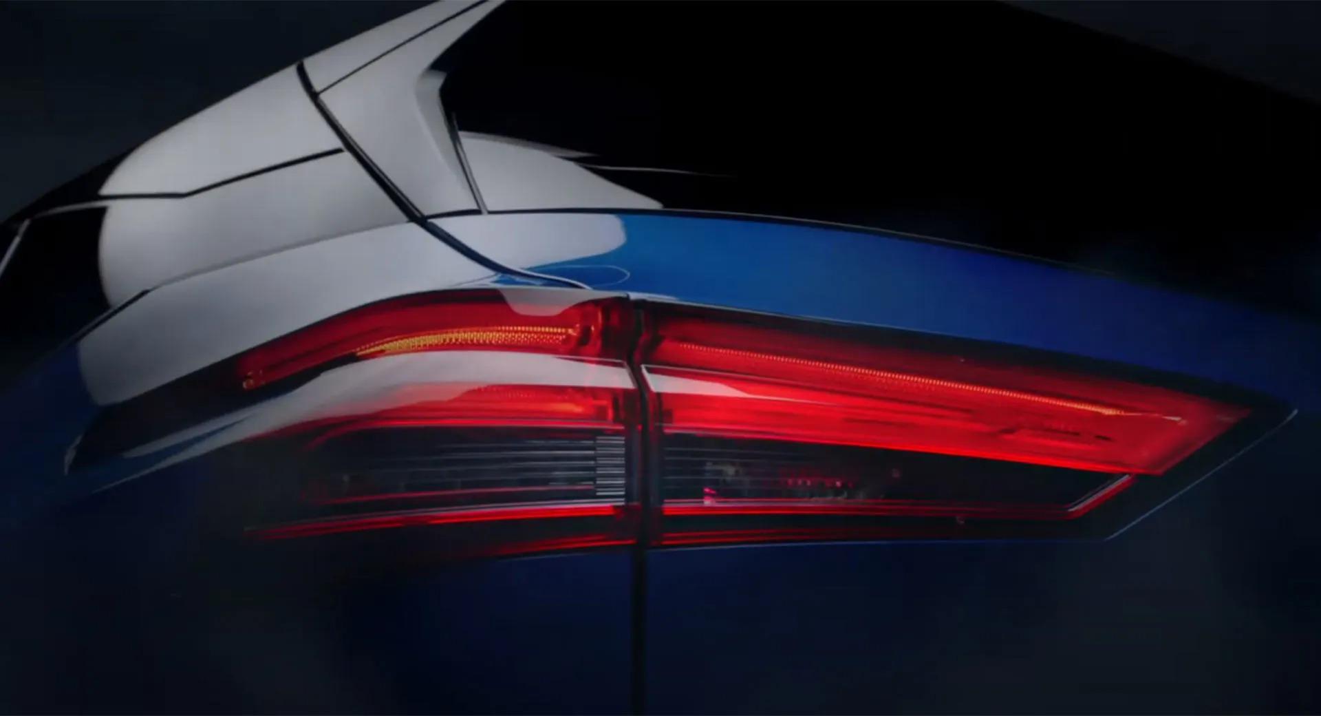 Nuova Nissan Qashqai: prima immagine