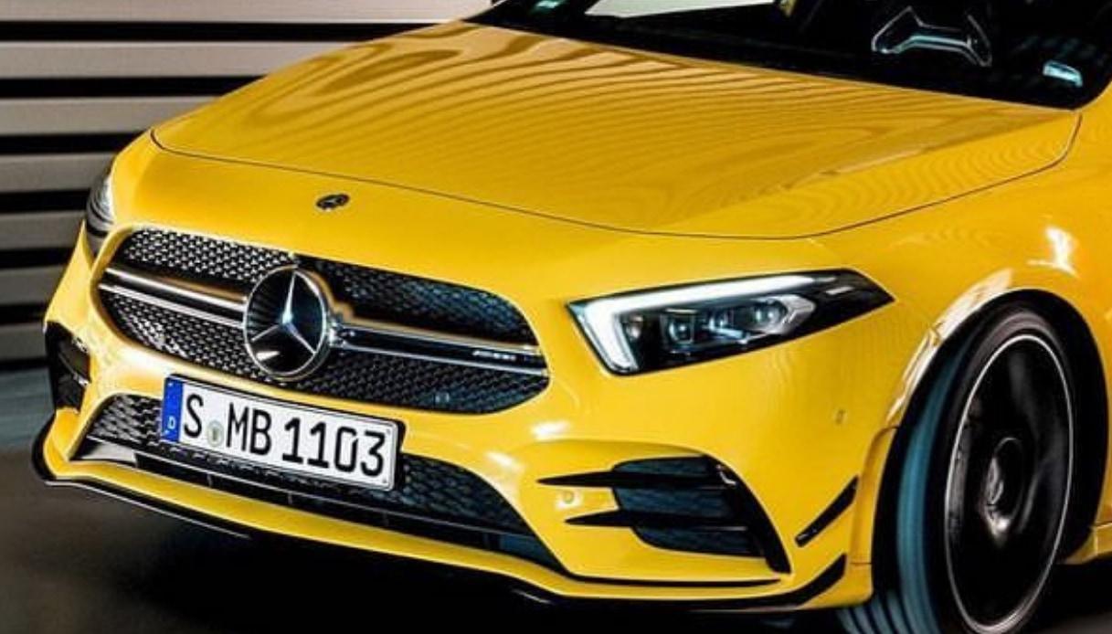 Mercedes-Benz richiamerà milioni di auto