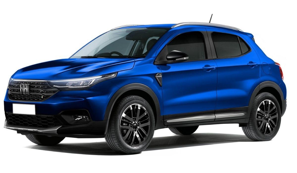 Fiat: un nuovo SUV a maggio