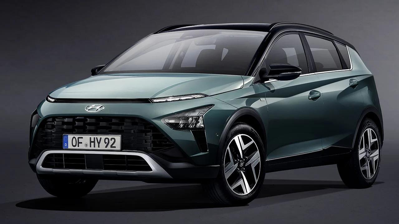 Hyundai Bayon: svelato il nuovo B-SUV