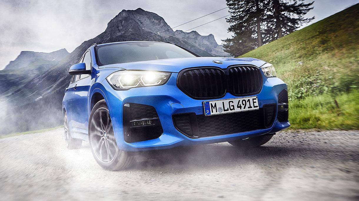 BMW X1 xDrive25e: foto, prezzi e novità del SUV ibrido plug-in