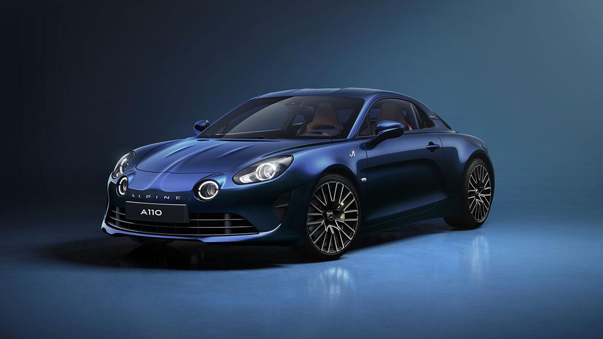 Alpine A110 Legende GT 2021: prezzi, foto e caratteristiche