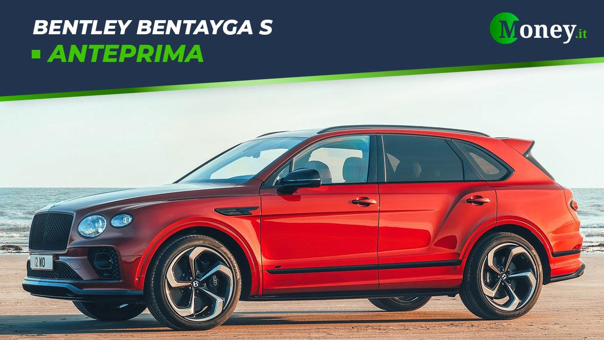 Bentley Bentayga S: prezzi, foto e caratteristiche