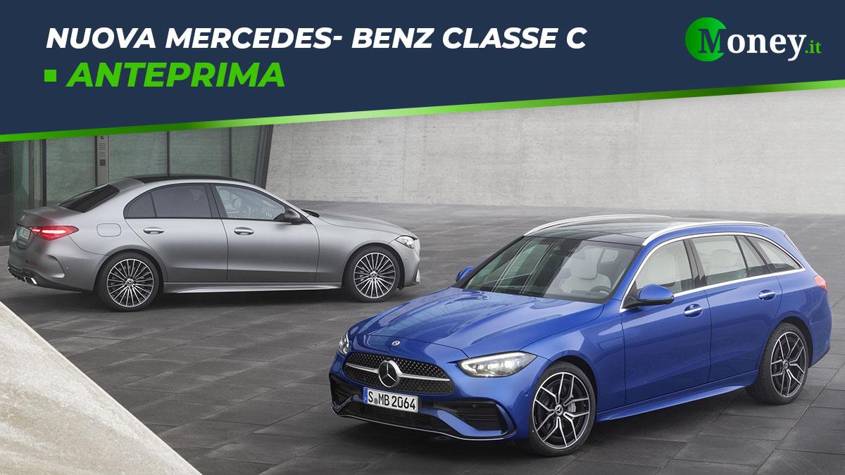 Nuova Mercedes-Benz Classe C: prezzi, foto e caratteristiche