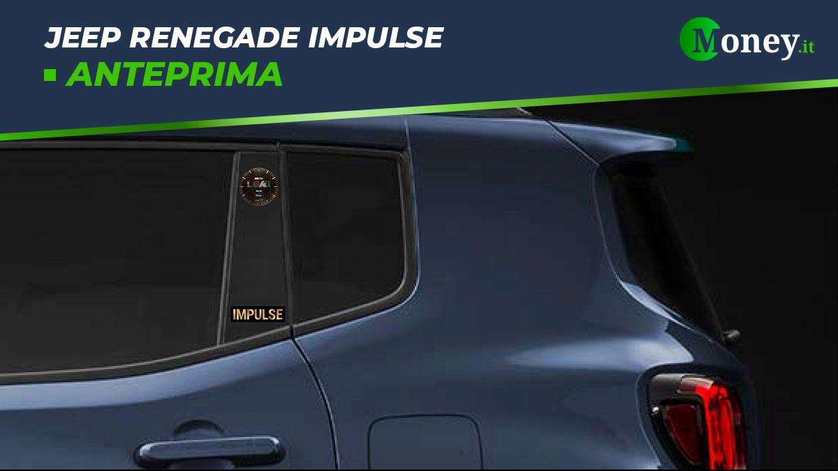 Jeep Renegade Impulse: il SUV limited edition