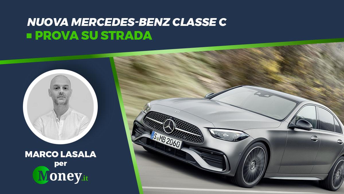 Mercedes Classe C 2021: prova su strada