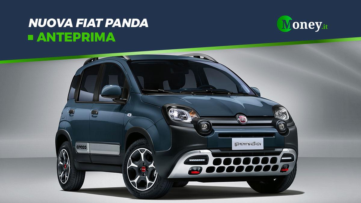 Nuova Fiat Panda: prezzi, foto e allestimenti
