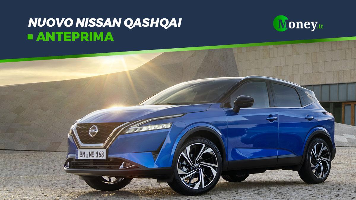 Nuovo Nissan Qashqai: il crossover ibrido leader in Europa