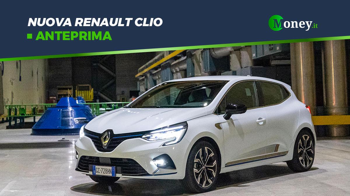 Nuova Renault Clio: prezzi, foto e allestimenti