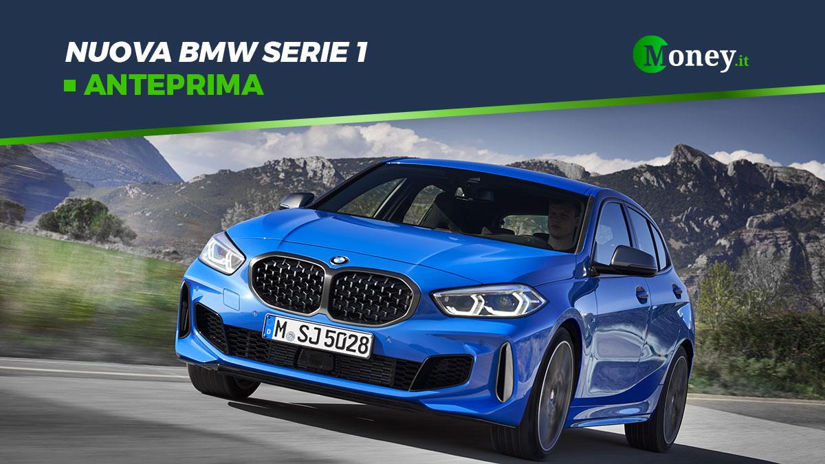 Nuova BMW Serie 1: prezzi, foto e motori