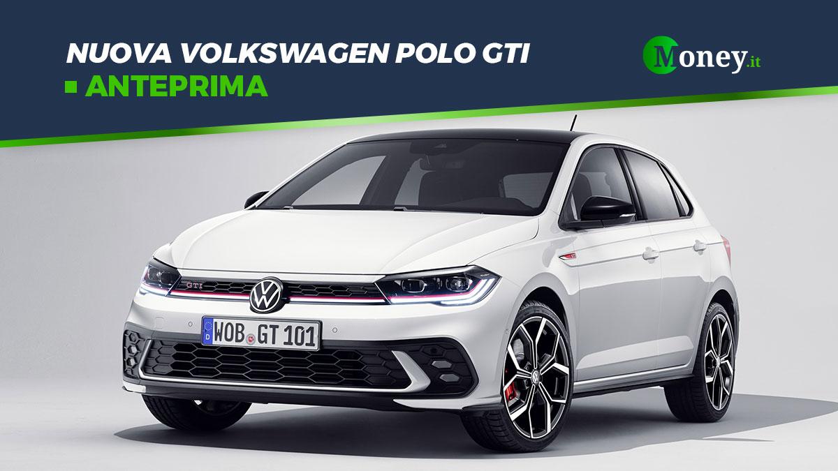 Nuova Volkswagen Polo GTI: foto, motore e prestazioni