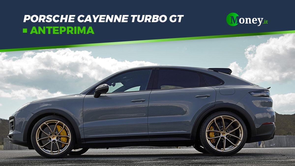 Porsche Cayenne Turbo GT: foto, prezzi e prestazioni