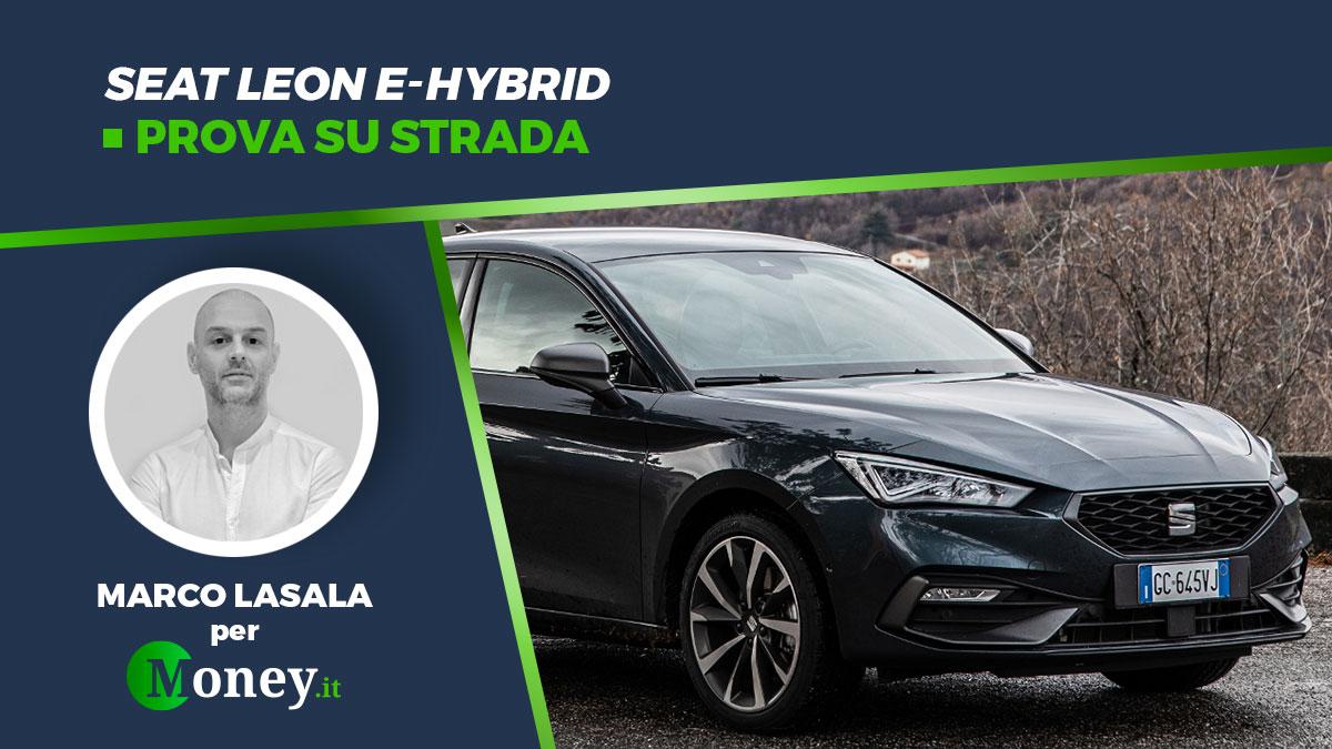 Seat Leon e-Hybrid: prova su strada