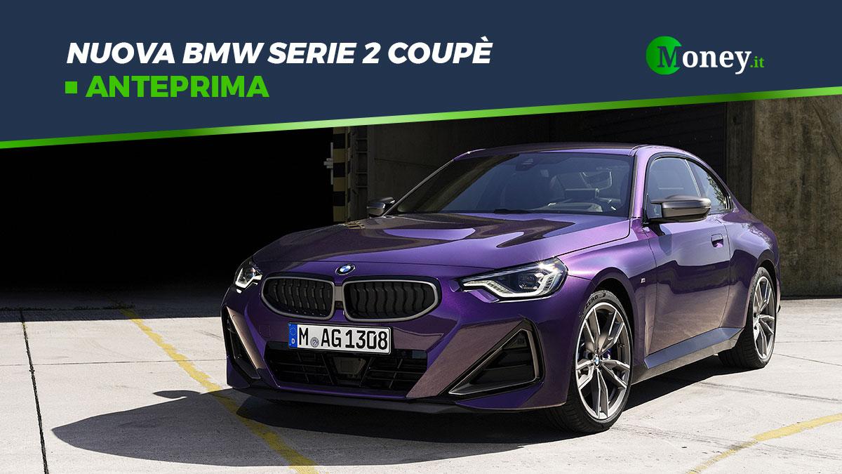 Nuova BMW Serie 2 Coupé: foto, motori, prestazioni