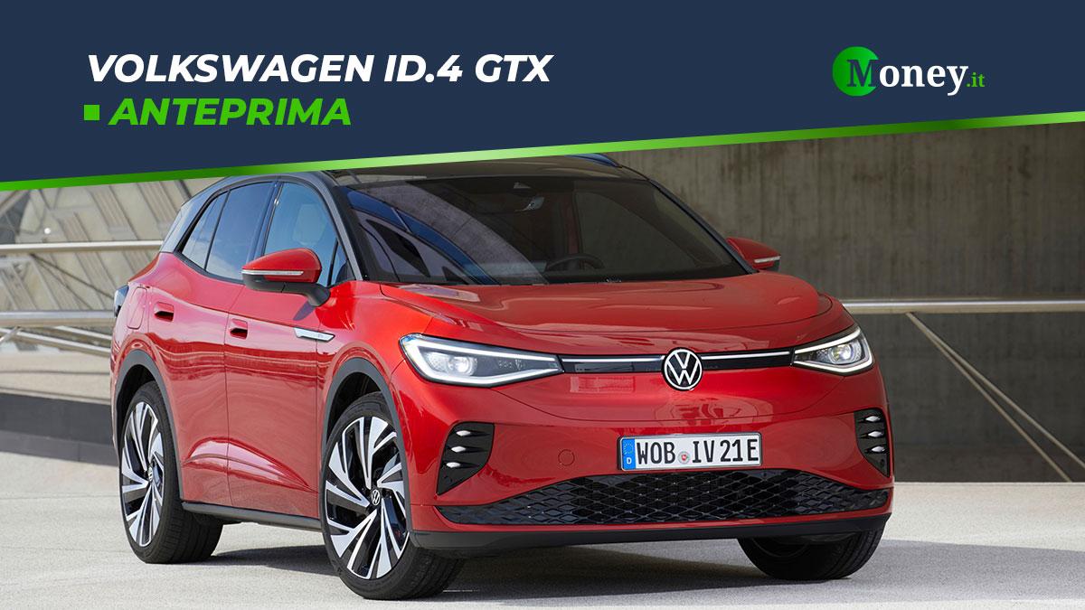 Volkswagen ID.4 GTX: prezzo, autonomia e foto