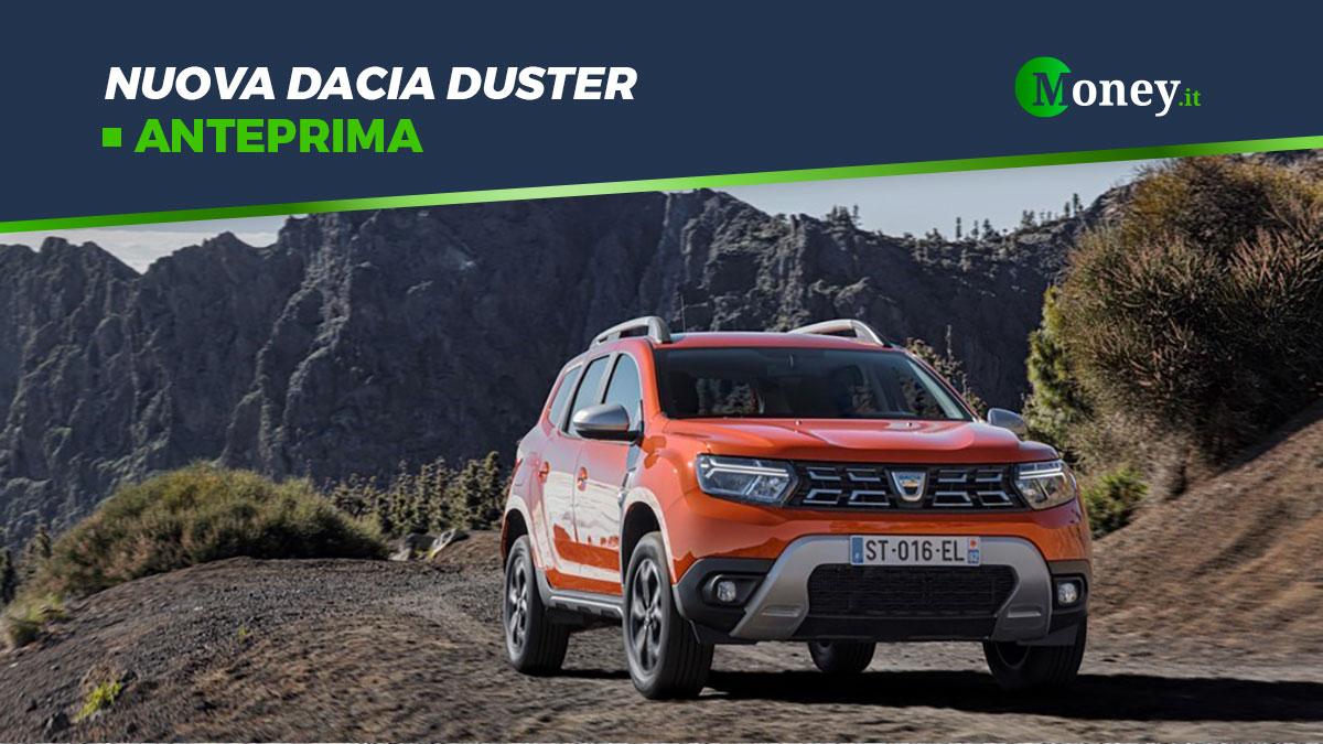Nuova Dacia Duster: motori, prezzi e foto