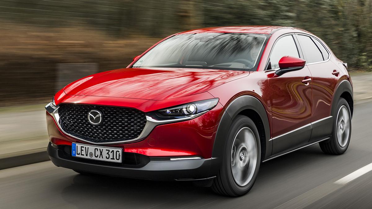 Mazda anticipa gli incentivi statali su CX-30, Mazda2 e Mazda3