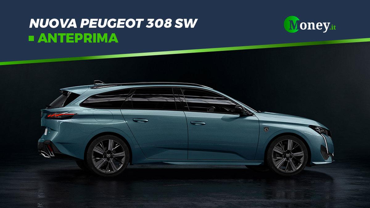 Nuova Peugeot 308 SW: al via gli ordini in Italia [prezzi e foto]