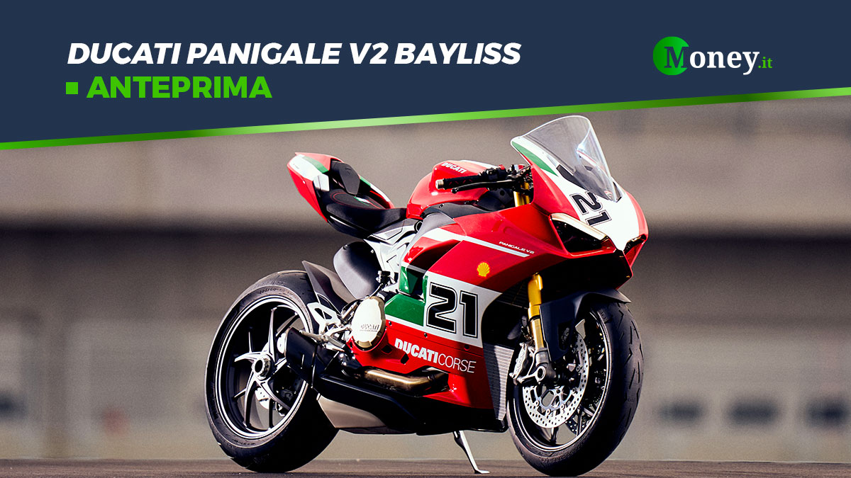 Ducati Panigale V2 Bayliss: prezzo, foto, motore