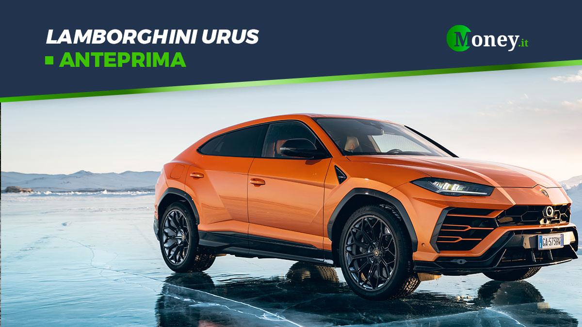 Lamborghini Urus: foto, motore, prezzo e prestazioni
