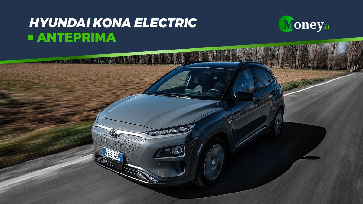 Hyundai Kona Electric: autonomia record