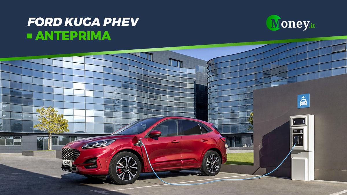 Ford Kuga PHEV: il SUV plug-in hybrid più venduto in Europa nel 2021